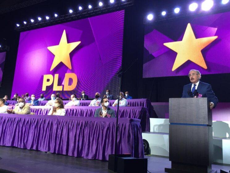 Danilo Medina conoce informes para la organización de IX Congreso Ordinario del PLD